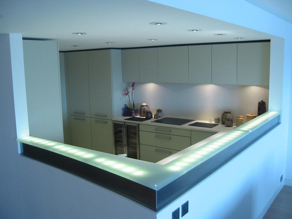 Glaskeramik Küche